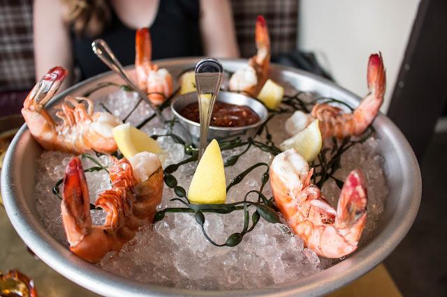 Juniper Commons - Shrimp Cocktail