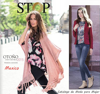 Stop Catalogo Otoño Invierno 2015 1