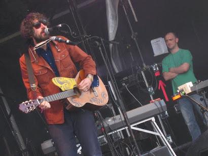 Gruff Rhys EOTR Woods Stage