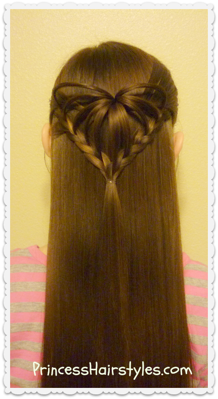 Hairstyles For Girls Princess Hairstyles - Hairstyle for valentine's dance