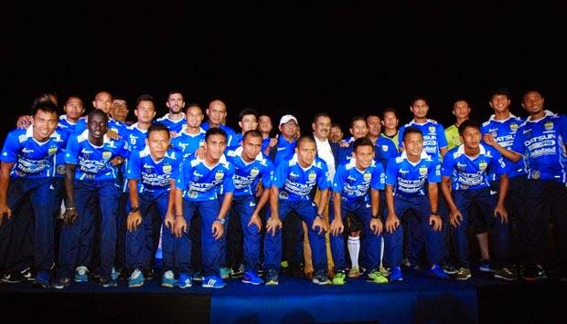 Skuad Pemain Persib ISL 2015