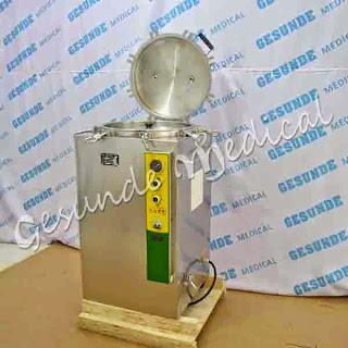 distributor alat sterilisator medis autoclave