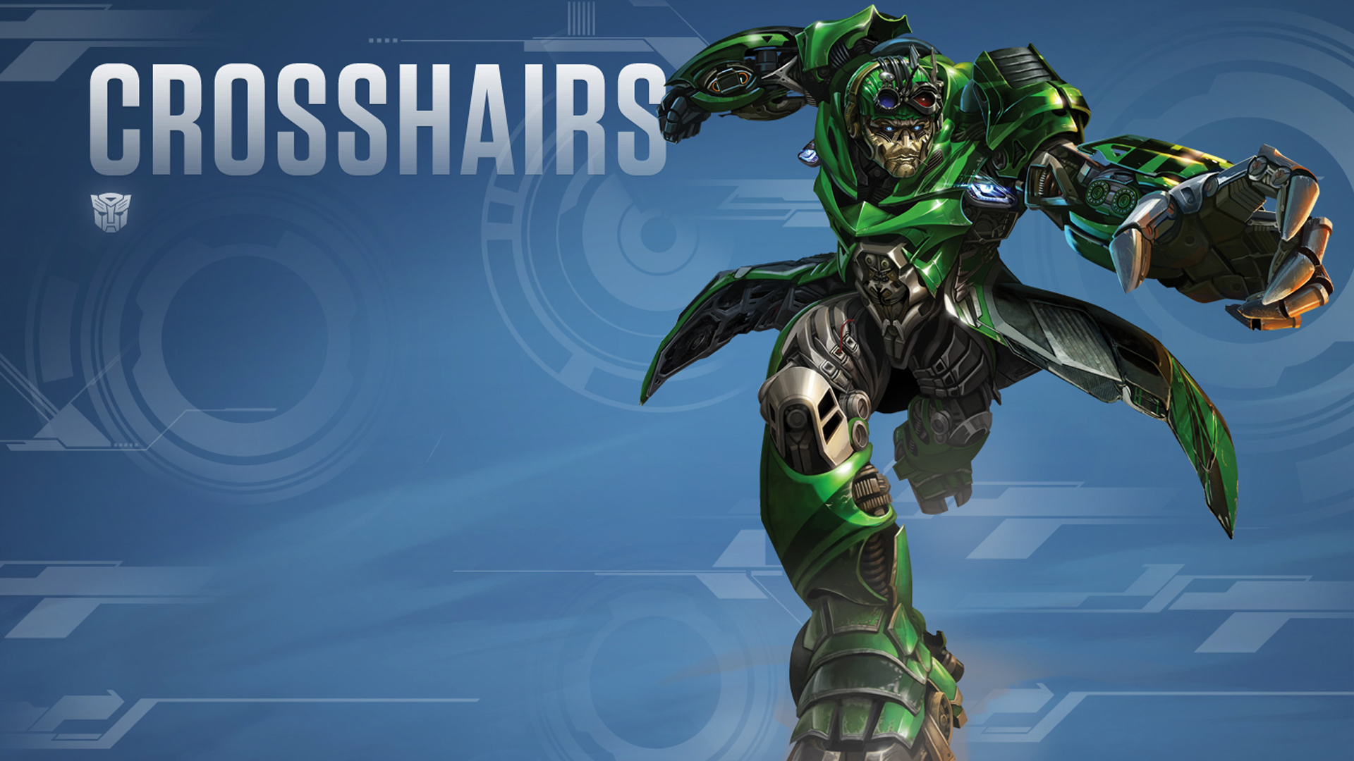 crosshairs transformers 4 hd wallpaper
