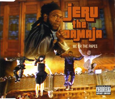 Jeru The Damaja – Me Or The Papes (UK CDS) (1997) (192 kbps)