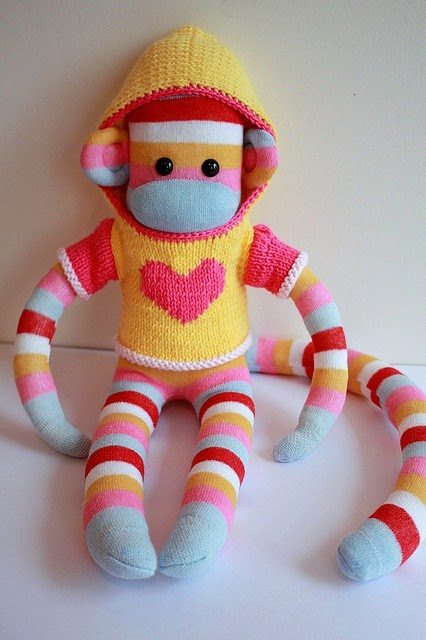 lovely sock dolls for gift