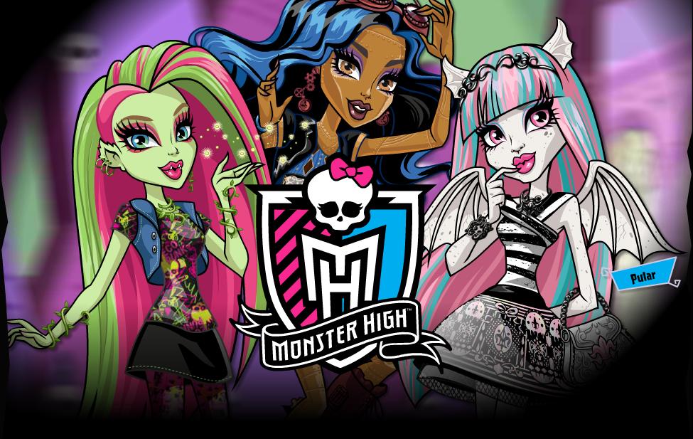 Monster high world fechado nova abertura no site - Robecca monster high ...