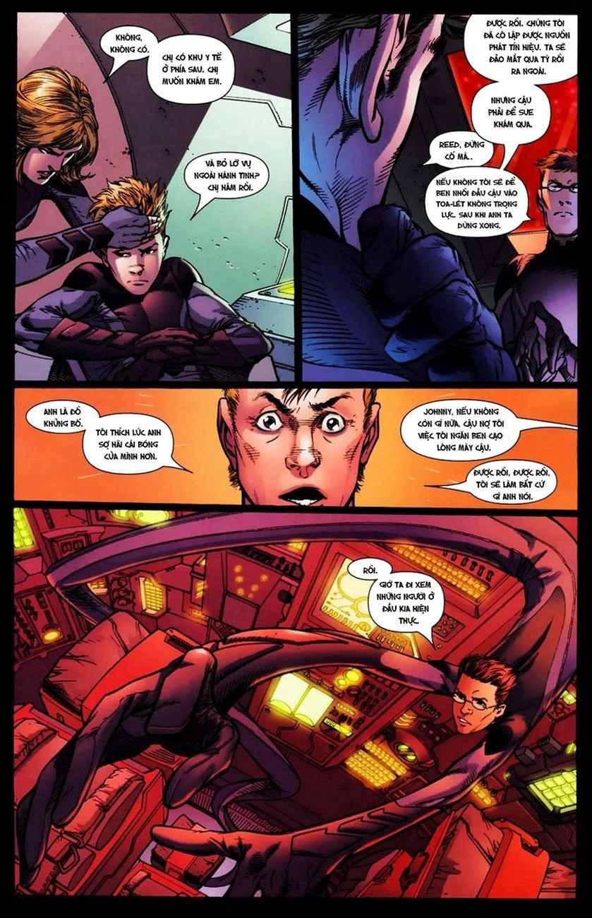 Ultimate Fantastic Four chap 15 - Trang 11