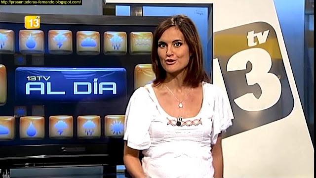 Luz Cepeda embarazada