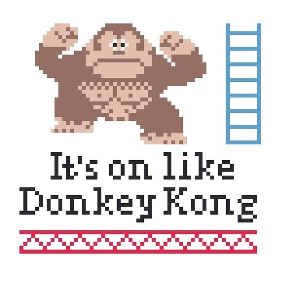 [Image: Its-On-Like-Donkey-Kong-Cross-Stitch-Pattern.jpg]