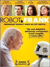 Frank e o Robô Dublado Rmvb + Avi Dual Áudio DVDRip