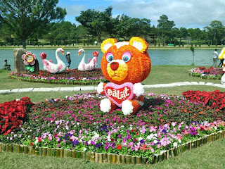 Jardín de Flores de Da Lat