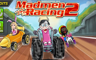 Madmen Racing 2 awesome and interesting Online Games free play