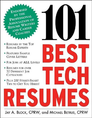 Great Books On Resume Writing Mark Teich