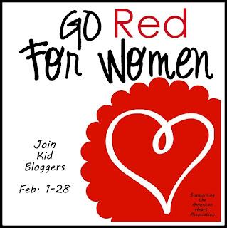 Go Red for Women Blog Hop