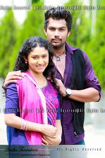 Pathum Rukshan & Nilukshi Fernando Sandha Teledrama