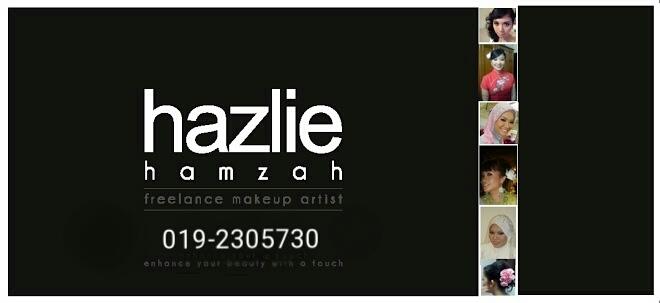 Freelance Makeup Artist- Hazlie
