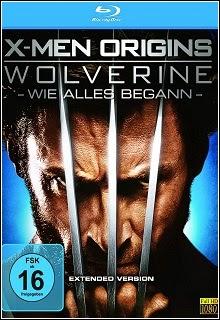 X-Men Origens: Wolverine Dublado