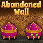 Games4King Abandoned Wall Escape