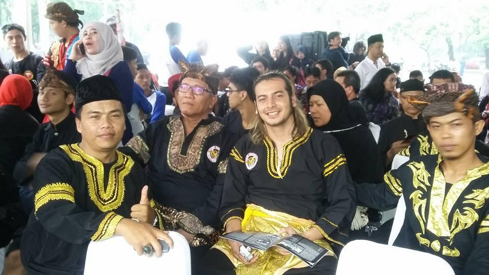 Temu Pendekar Harimau Minang