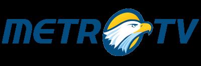 Logo Metro TV sejak 20 Mei 2010 (wikipedia)