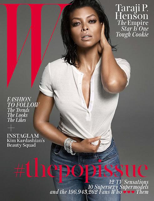 W Magazine - Taraji P. Henson