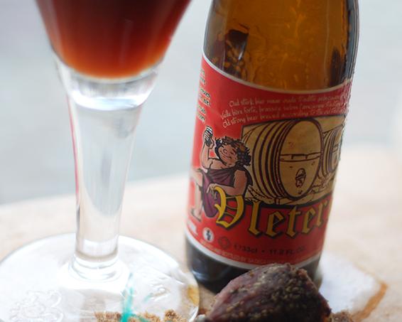Бельгийское пиво Vleteren Bruin Oak Aged 8