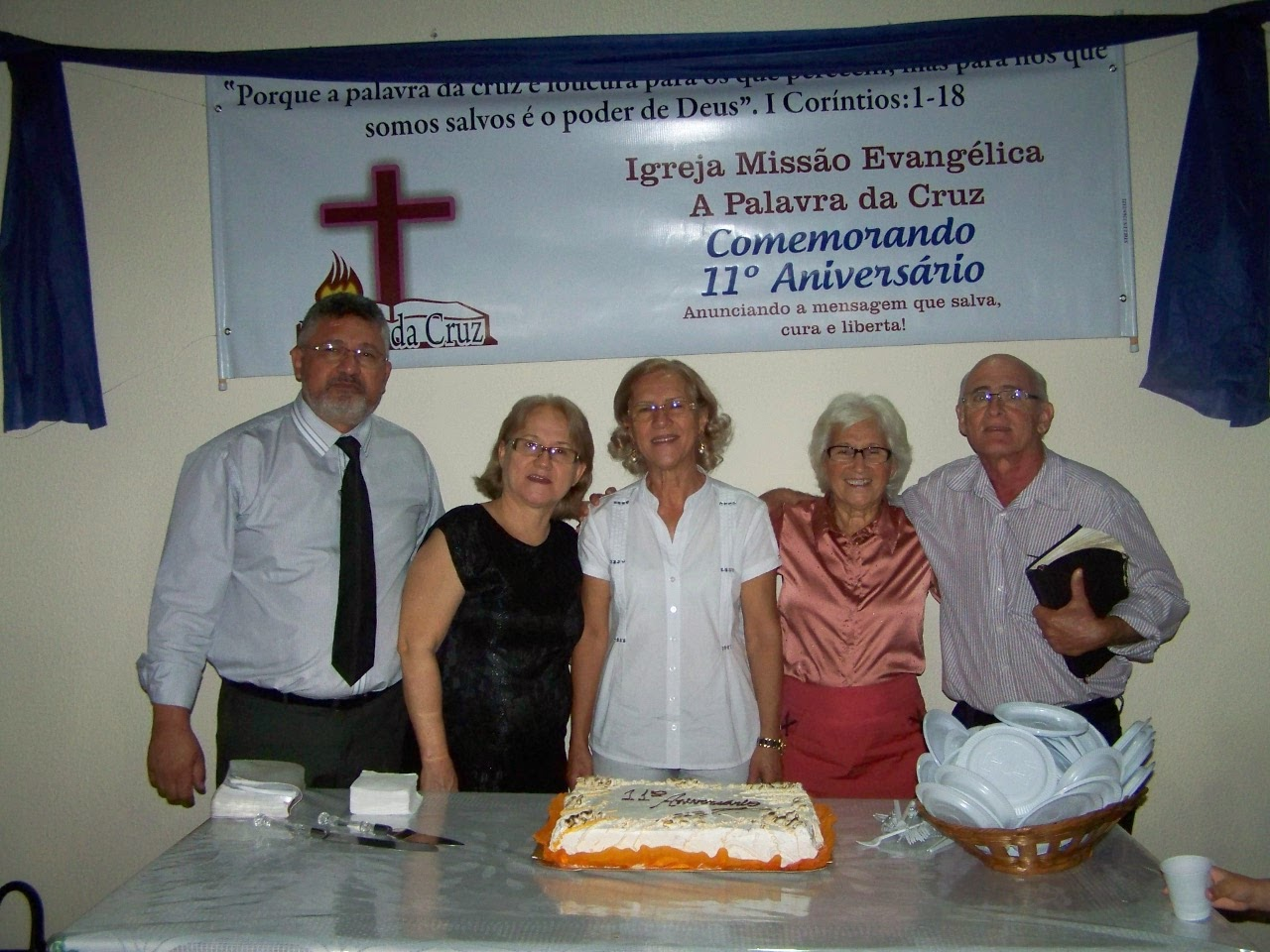 Pra Antonia e familia