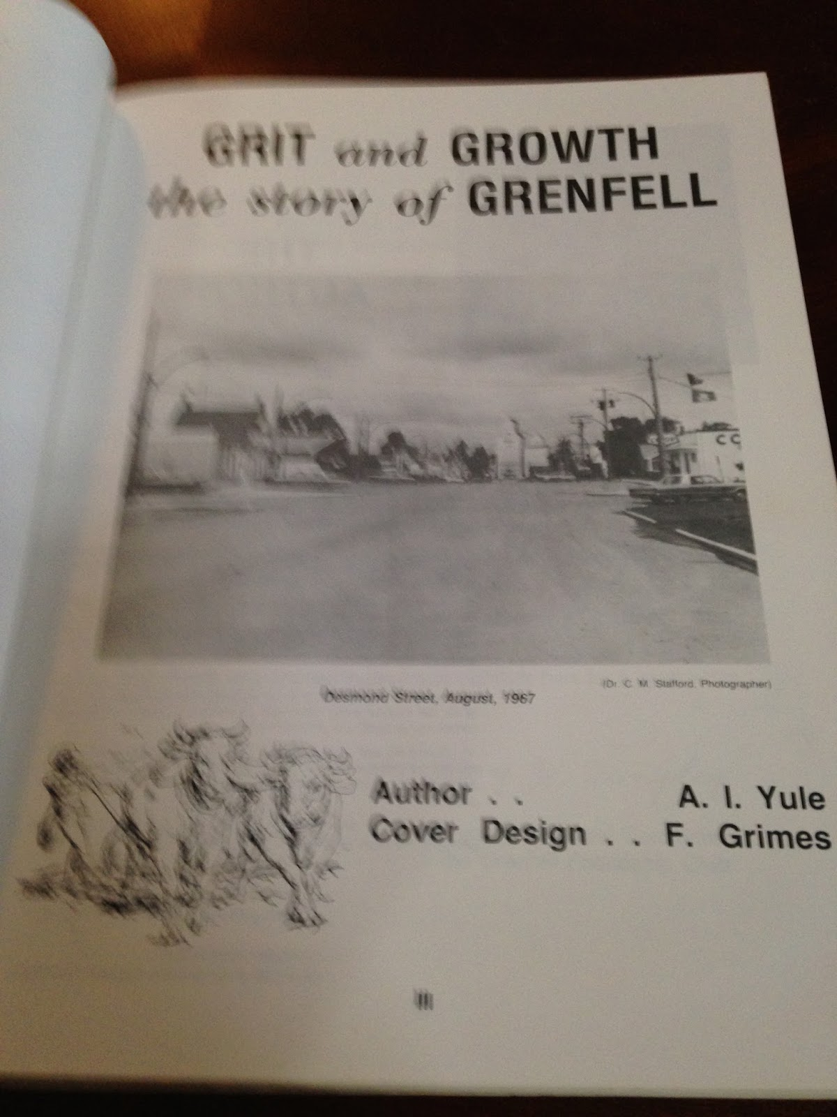 Olive tree genealogy blog book giveaway the history of grenfell the history of grenfell saskatchewan aiddatafo Choice Image