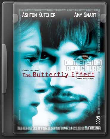 El Efecto Mariposa (DVDRip Inglés Subtitulada) (2004)