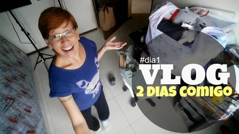 Blog: 2 dias comigo #dia1