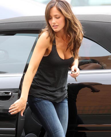 minka kelly hot photo shoot