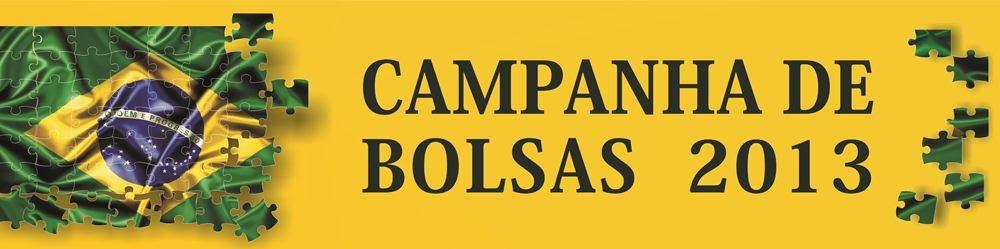 Campanha de Bolsas 2013