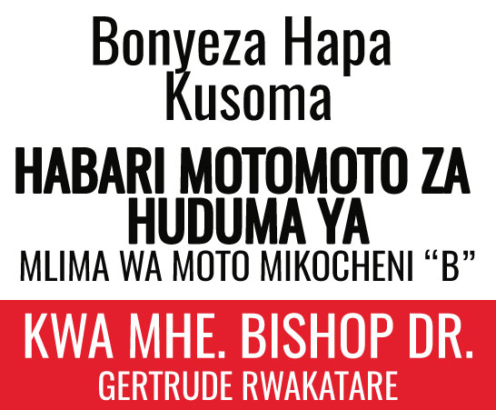 MLIMA WA MOTO TANZANIA