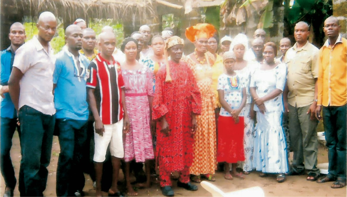 Ikot Afaha inaugurates Village/Youth councils, vows to vote PDP