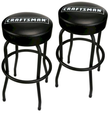 Pair of Sear\u0027s Craftsman stools $17 each  sc 1 st  Daily Cheapskate & Daily Cheapskate: Pair of Sear\u0027s Craftsman stools $17 each