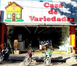 CASA DE VARIEDADES