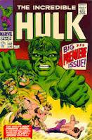 Incredible Hulk #102 cover pic
