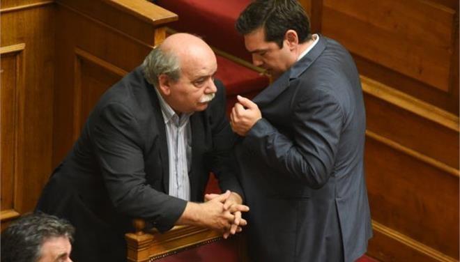 ΒΟΜΒΑ ΒΟΥΤΣΗ: Ο Αλέξης Τσίπρας έκλεισε τις τράπεζες!