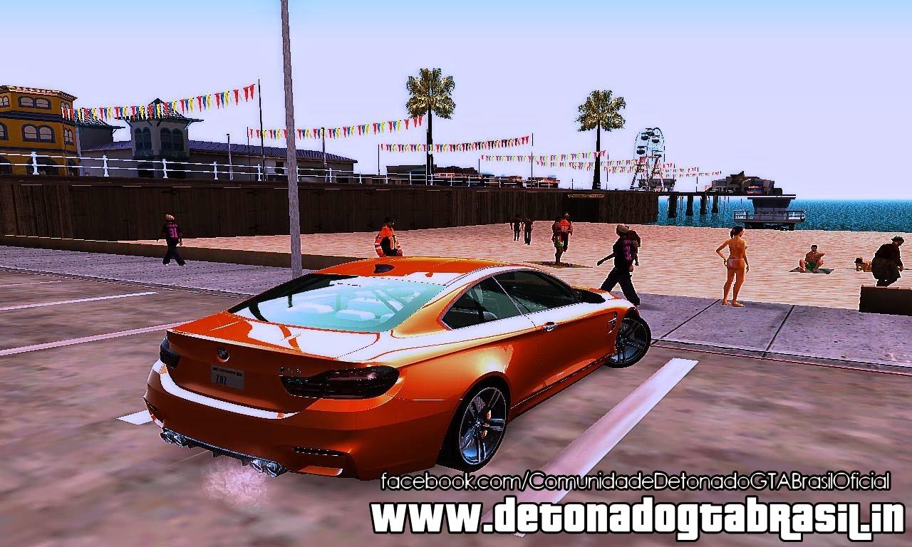 GTA SA - BMW M4 2014