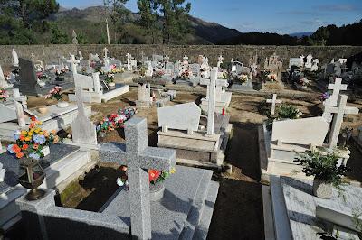Cementerio de Lindoso, Portugal