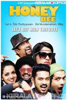 Honey Bee Malayalam Movie Poster