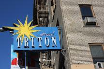 Art And Entertain Hotel Triton San Francisco