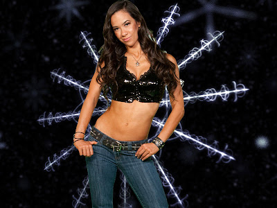 AJ Lee Latest Desktop Wallpaper