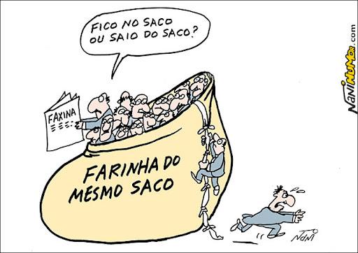 Faxina da Dilma