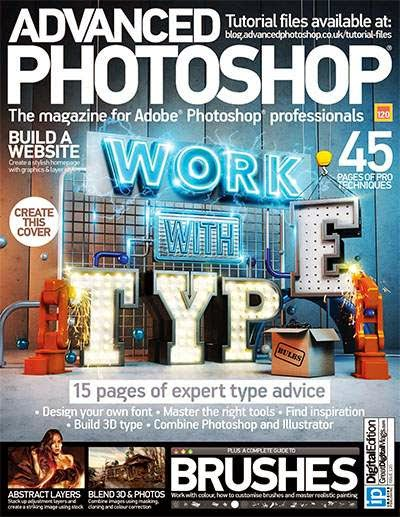 Advanced Photoshop Magazine Issue 120 March 2014
