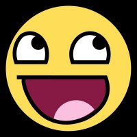 awesome smile, sorriso de felicidade meme, meme awesome, Whalley meme, Whalley awesome, Whalley smiley