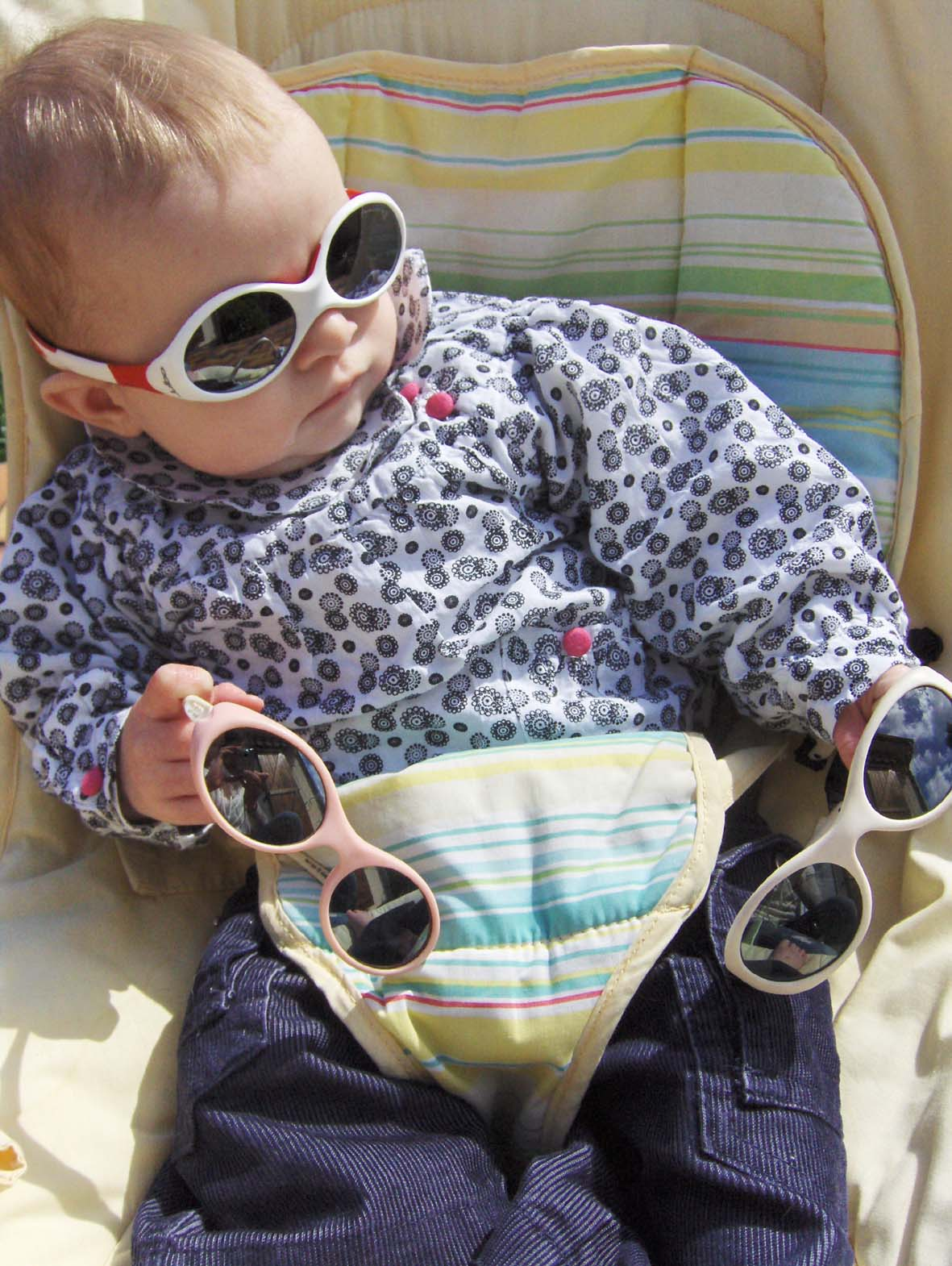lunette de soleil bebe 8 mois