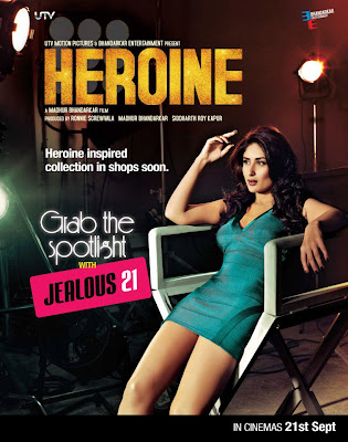 Heroine  2012 Hindi Movie Download