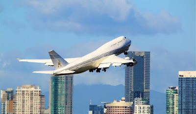 sultan brunei 747