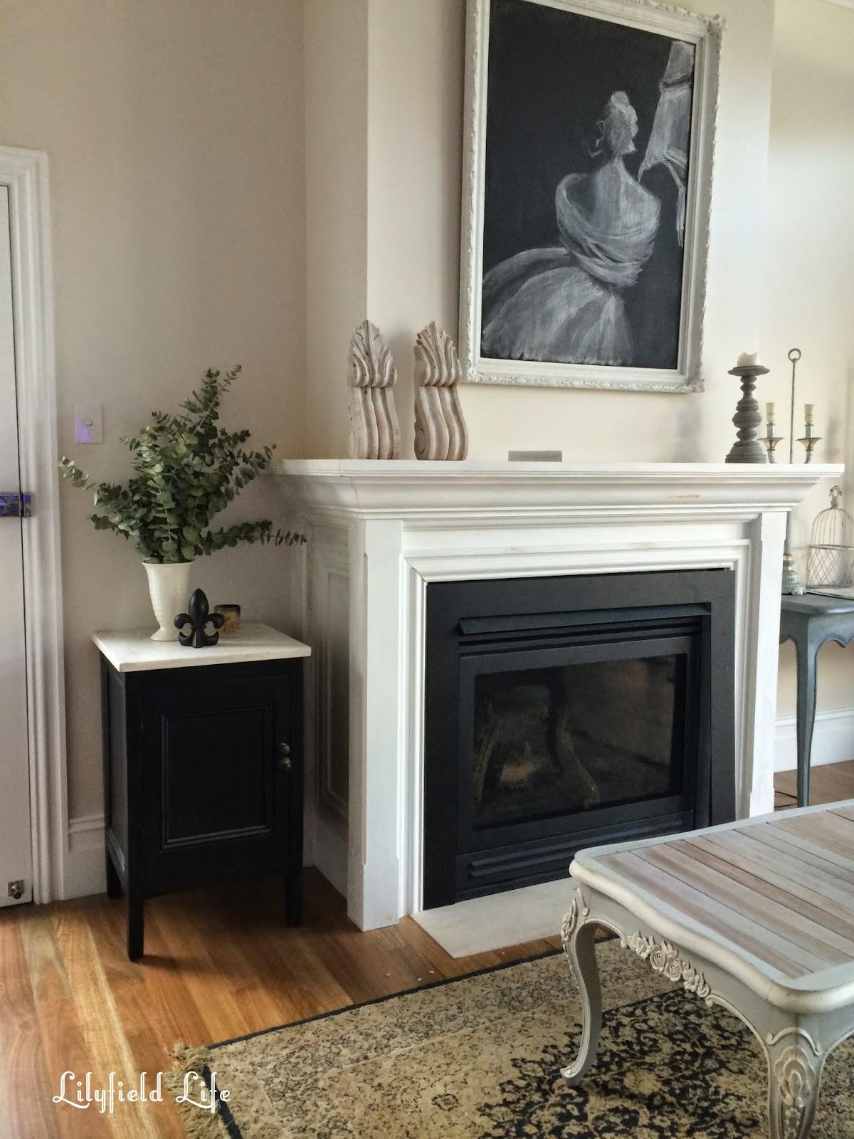 lilyfield life black painted furniture